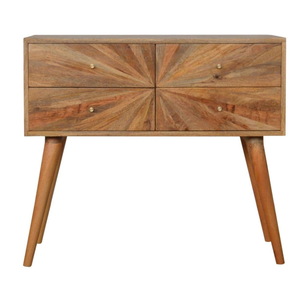Sunrise Console Table